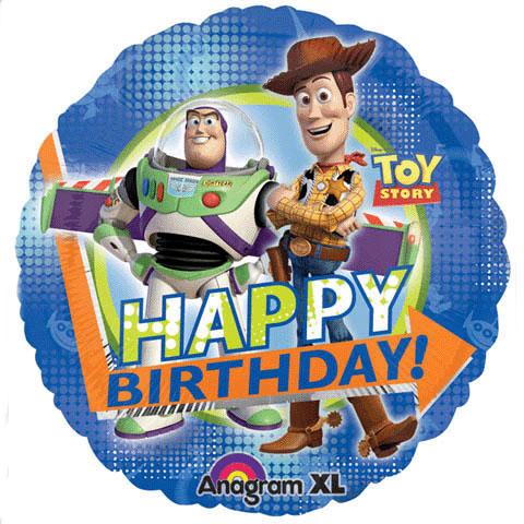 Toy Story Happy Birthday