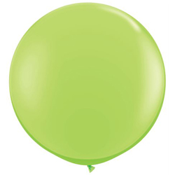 36 inch Latex - Fashion Lime Green