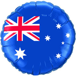 Australian Flag Foil - Uninflated