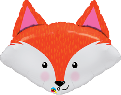 Fox Head Cute Supershape
