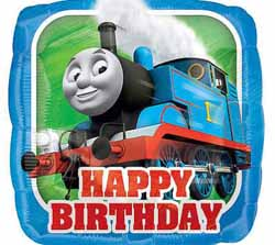 Thomas Happy Birthday Square