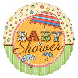 Baby Shower Umbrella