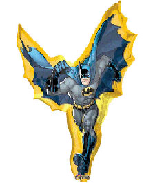 Batman Action Supershape - Uninflated