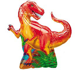 Dinosaur T-Rex Super Shape Balloon