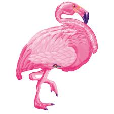 Flamingo Super Shape Balloon