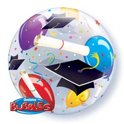 Graduation Bubble - Uninflated