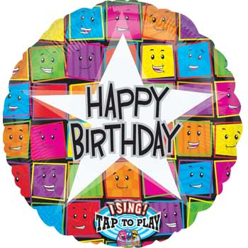 Happy Birthday Star | Sing-a-Tune - Uninflated