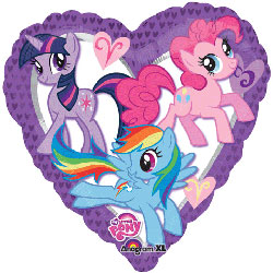My Little Pony Heart - Uninflated