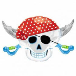 Pirate Head Supershape