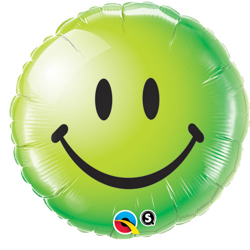 Smiley Green - Uninflated