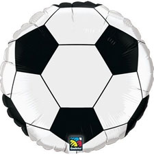 Soccer Ball Foil - Uninflated