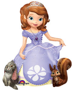 Sofia The First Airwalker