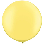 30 inch Latex - Pearl Lemon Chiffon