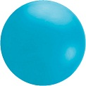 4ft Giant Cloudbuster - Island Blue, Uninflated