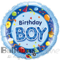 Birthday Boy - Uninflated