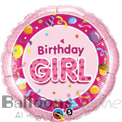 Birthday Girl - Uninflated