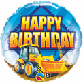 Yellow Digger Birthday