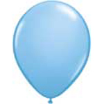 11 inch latex, 100ct - Std Light Blue
