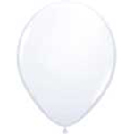 11 inch latex, 100ct - Standard White
