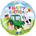 Birthday Barnyard - Uninflated
