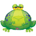 Bull Frog Super Shape Balloon - Uninflated