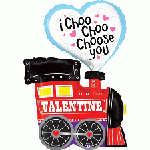 Choo Choo Choose You Valentine