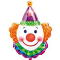 Clown Super Shape - Uninflated