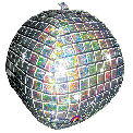 Disco Ball Holographic