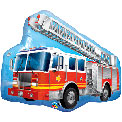 Fire Engine 2 - Uninflated