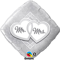 Mr and Mrs - Diamond Expression - Uninflated