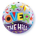 Over the Hill Stars Bubble - Uninflated