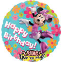 Minnie Happy Birthday Singatune