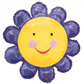 Smiling Flower Purple