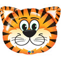Tickled Tiger SuperShape - Uninflated