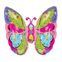 Whimsical Garden Butterfly