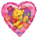 Winnie the Pooh Love - Uninflated