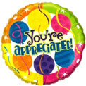 You Are Appreciated - Uninflated