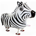 Debra the Zebra